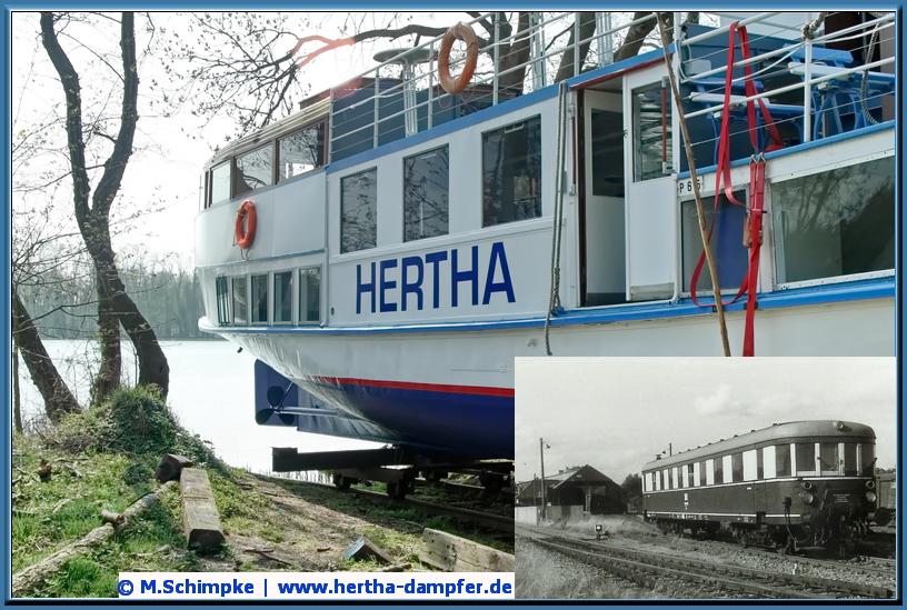 HERTHA-DAMPFER-TRADITION Teil 1
